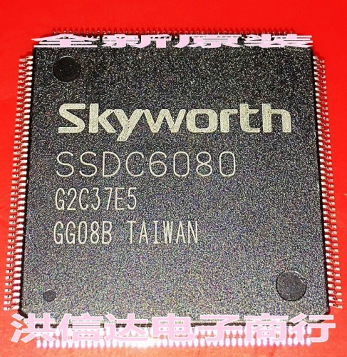 SSDC6080  New original spot LCD chip 1PCS