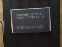 TC58NVG3S0FTA00 TSOP   New original spot LCD chip 1PCS